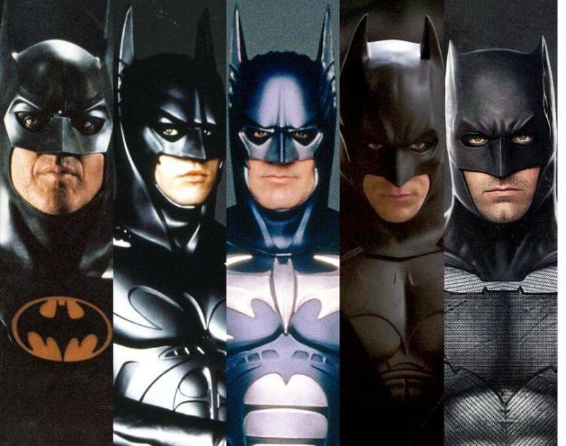 Batman es un superhéroe inspirado en un murciélago